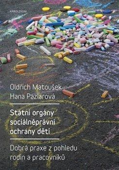 Obálka titulu Státní orgány sociálněprávní ochrany dětí