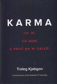 Obálka titulu Karma – Co je, co není a proč na ní záleží