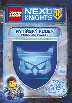 Obálka titulu Lego Nexo Knights Rytířský kodex