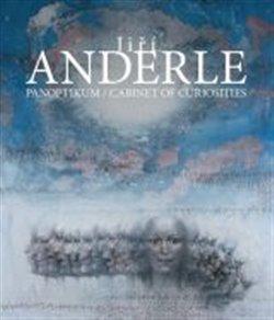 Obálka titulu Jiří Anderle: Panoptikum