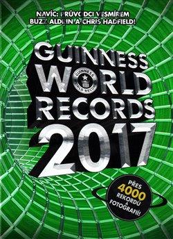 Obálka titulu Guinness World Records 2017