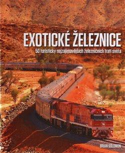 Obálka titulu Exotické železnice