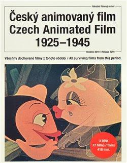 Obálka titulu Český animovaný film