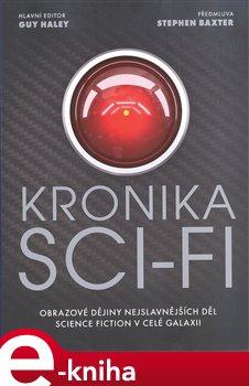 Obálka titulu Kronika sci-fi
