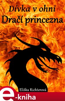 Obálka titulu Dívka v ohni