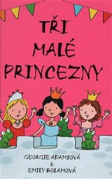 Obálka titulu Tři malé princezny