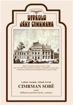 Obálka titulu Cimrman sobě aneb Odhalení pamětní desky