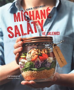 Obálka titulu Míchané saláty ve sklenici