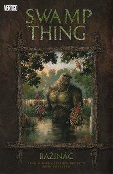 Obálka titulu Swamp Thing - Bažináč 1