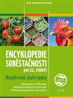 Obálka titulu Encyklopedie soběstačnosti pro 21. století