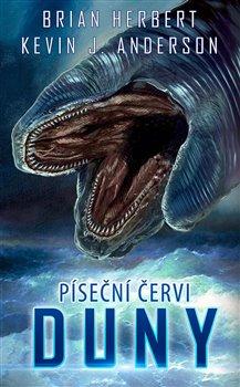 Obálka titulu Píseční červi Duny
