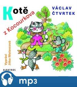 Obálka titulu Kotě z Kocourkova