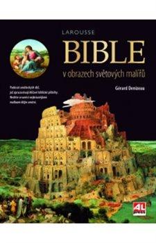 Obálka titulu Bible v obrazech světových malířů