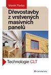 Obálka knihy Dřevostavby z vrstvených masivních panelů
