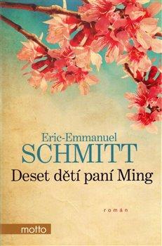 Obálka titulu Deset dětí paní Ming