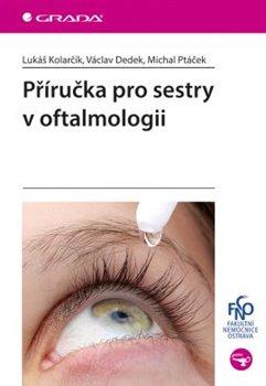 Obálka titulu Příručka pro sestry v oftalmologii