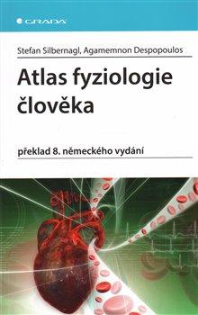 Obálka titulu Atlas fyziologie člověka