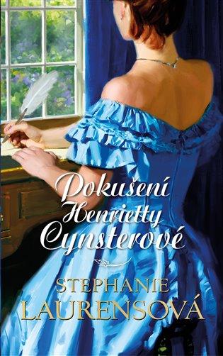 Pokušení Henrietty Cynsterové - Stephanie Laurensová | Replicamaglie.com