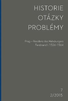 Obálka titulu Historie-Otázky- Problémy 2/2015