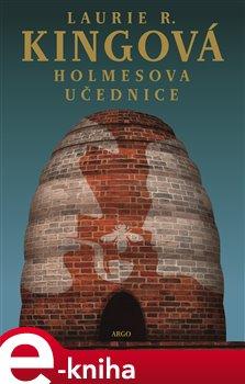 Obálka titulu Holmesova učednice