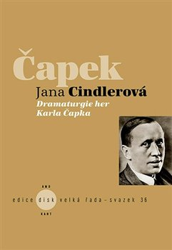 Obálka titulu Dramaturgie her Karla Čapka