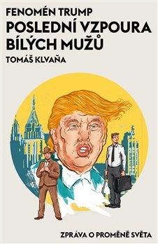 Obálka titulu Fenomén Trump