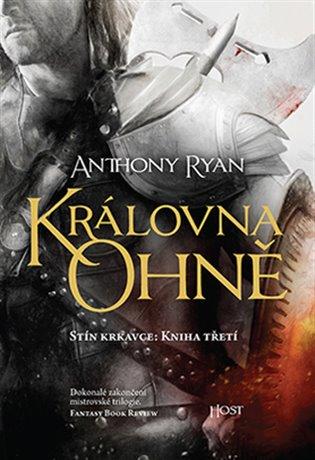 anthony ryan královna ohně audiokniha