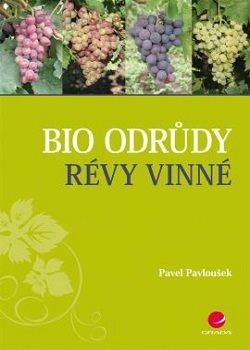Obálka titulu Bio odrůdy révy vinné