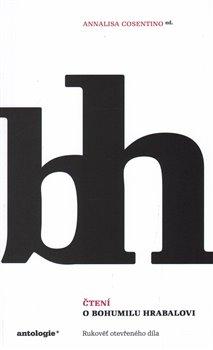 Obálka titulu Čtení o Bohumilu Hrabalovi