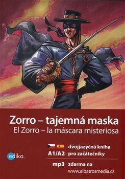 Obálka titulu Zorro - tajemná maska