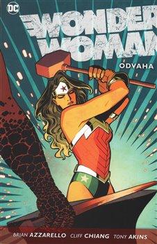 Obálka titulu Wonder Woman 2: Odvaha