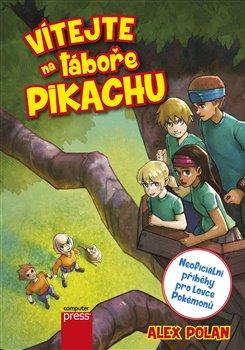 Obálka titulu Vítejte na táboře Pikachu