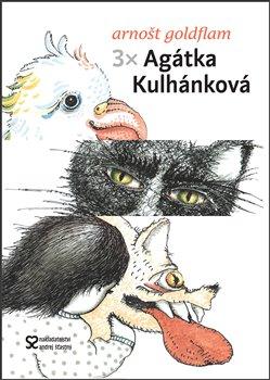 Obálka titulu 3 x Agátka Kulhánková