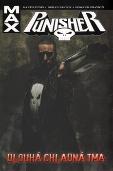 Obálka titulu Punisher Max 9: Dlouhá chladná tma