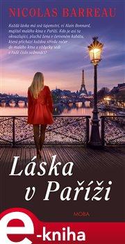 Obálka titulu Láska v Paříži