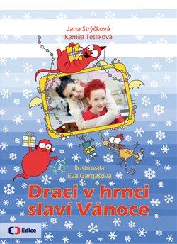 Obálka titulu Draci v hrnci slaví Vánoce