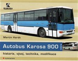 Obálka titulu Autobus Karosa 900