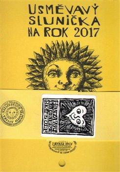 Obálka titulu Usměvavý sluníčka na rok 2017