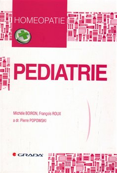 Obálka titulu Pediatrie