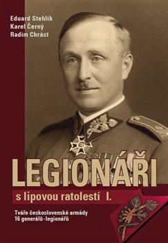 Obálka titulu Legionáři s lipovou ratolestí I.