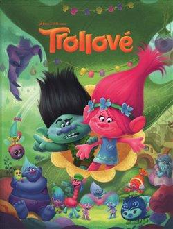 Obálka titulu Trollové