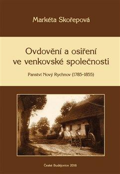 Obálka titulu Ovdovění a osiření ve venkovské společnosti