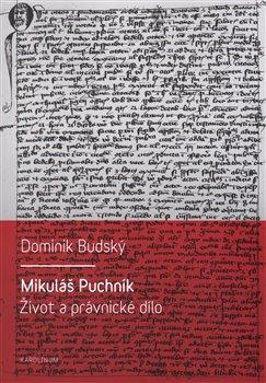 Obálka titulu Mikuláš Puchník