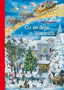 Obálka titulu Co se děje o Vánocích