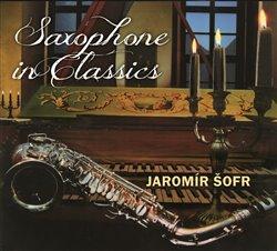 Obálka titulu Saxophone In Classics