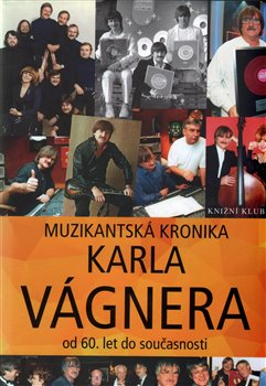 Obálka titulu Muzikantská kronika