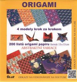 Obálka titulu Origami – Abstraktní variace