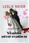 Obálka knihy Vražda před svatbou