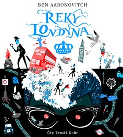 Obálka titulu Řeky Londýna