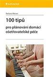Obálka knihy 100 tipů pro plánování domácí ošetřovatelské péče